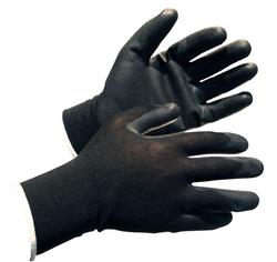 Touch-Flex  kosketusnäyttökäsine, erikoisohut pu-pinnoitettu kudottu nylon,