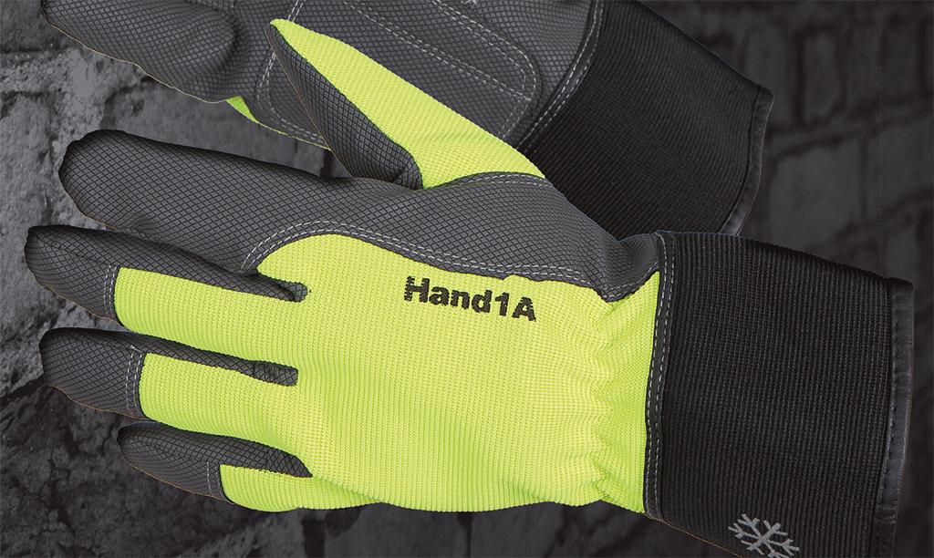 Safe1a-keltainen-hanska