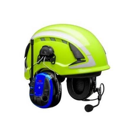 Peltor WS Alert Xpi helmet attch. mobile app.